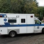 Old Tappan EMS Ambulance, New Jersey