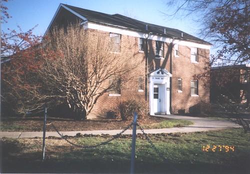 0805 Bauman Apartment Building | 1994 | West
