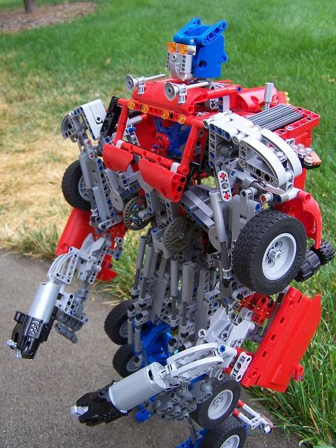 Lego 42078 - RC Umbau Anleitung » Brick Family