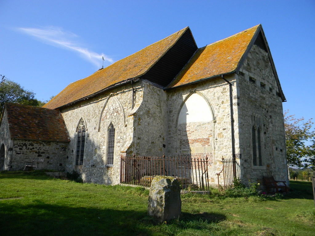 Kenardington Church Ham Street to Appledore