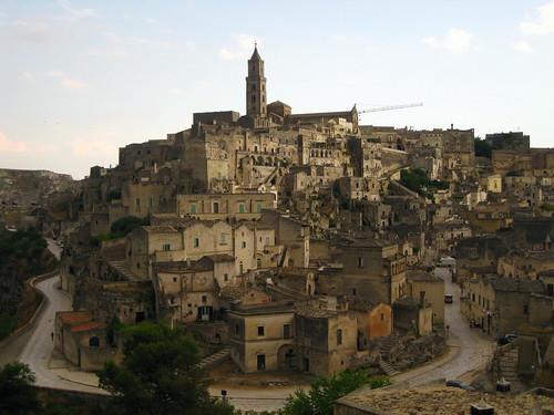 Sasso Barisano - Matera