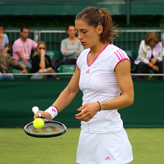 The 125th Championships Wimbledon 2011 - Andrea Petkovic (Ger)