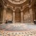The interior of Hamilton Mausoleum by Sea Pigeon