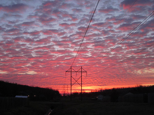 sunrises 2011