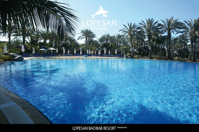 Lopesan Baobab Resort - Swimmingpool