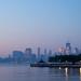 Lower Manhattan Sunrise by Will Boisture