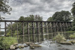 Hamilton Railroad Trestle
