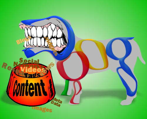 Search Engines Love Content by Go Local