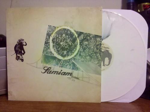 Samiam - Trips LP - White Vinyl
