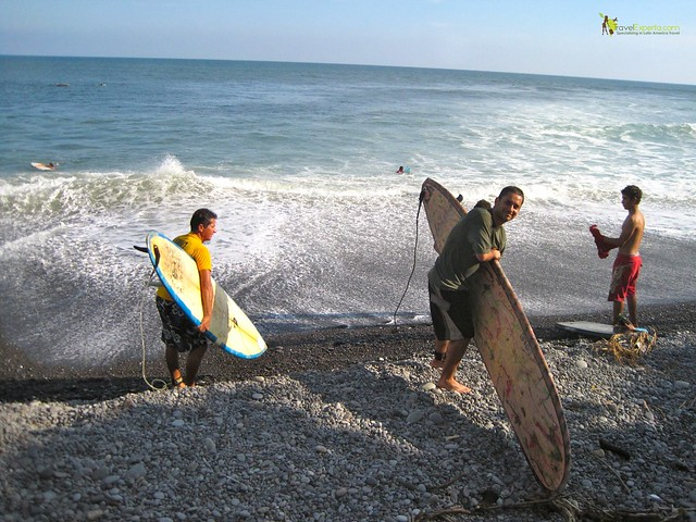 Where to Go Surfing in Guatemala