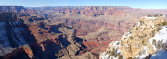Grand Canyon National Park: South Rim - Moran Point 0395