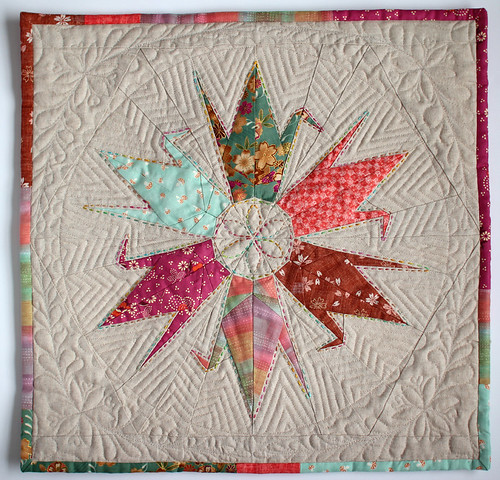 Paper Quilt 3 Photos | Crane Star | 643