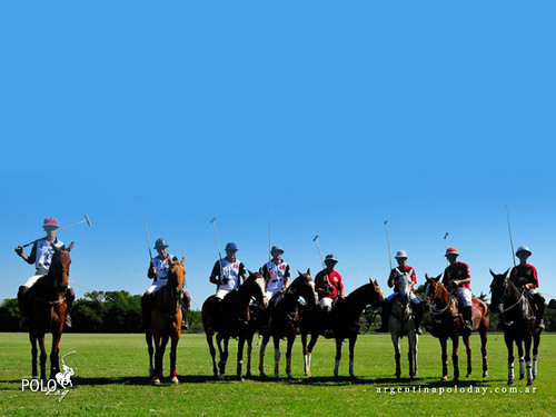 PRESENTATION OF ARGENTINA POLO DAY, POLO FOR EVERY ONE ALL THE YEAR
