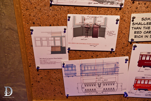 Blue Sky Cellar - Buena Vista Street - Red Car Trolley Concepts