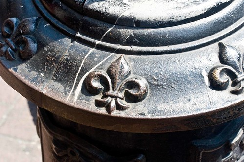 the mark of new orleans
