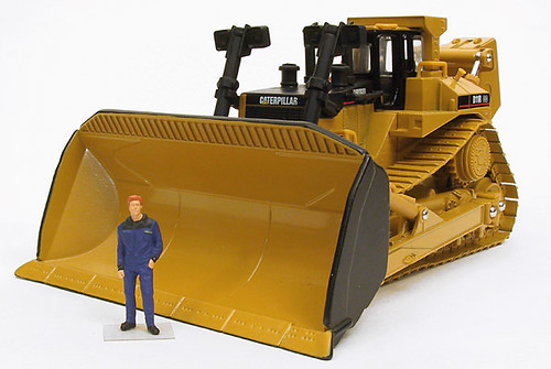 Bulldozer by Civil-Engineer