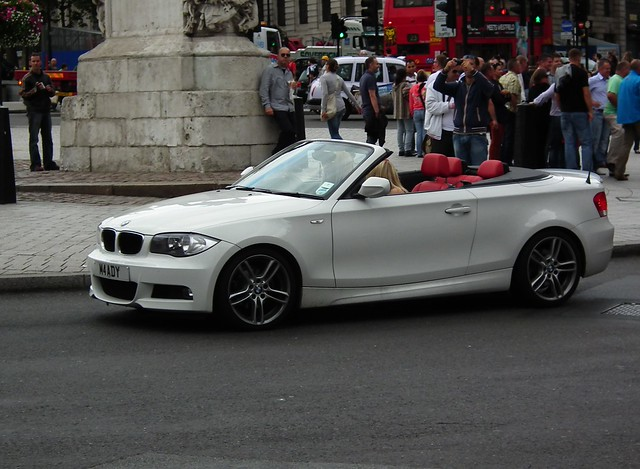 bmw 118d cabrio 2010 bmw 118d m sport convertible by. Black Bedroom Furniture Sets. Home Design Ideas