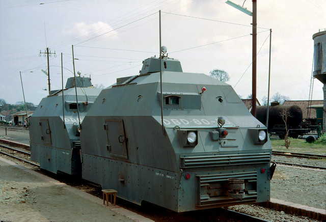 SAIGON 1967 - Armored Cars - by HG Waite