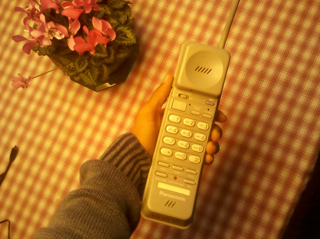 Grandma's High Tech =)