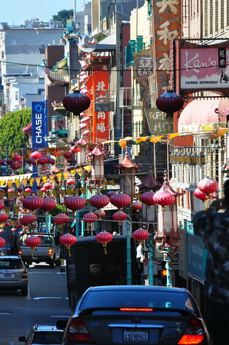 [China Town, San Francisco]