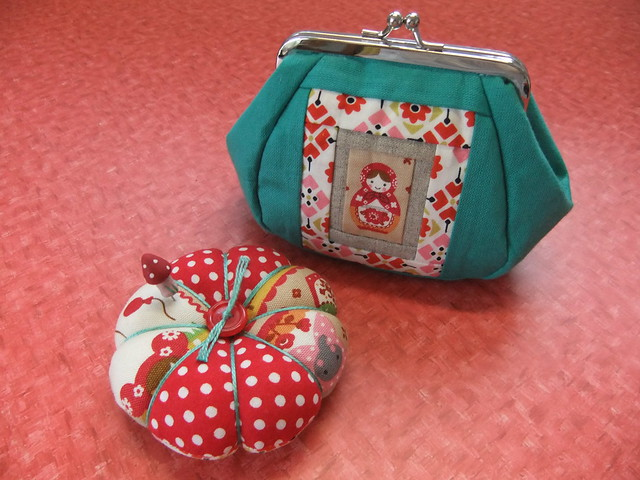 Pretty {little} Pouch Swap, Fujifilm FinePix JZ500