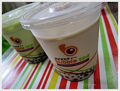 Bubble Tea from Bubble Tea