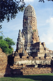 Ayuthaya, Wat Phra Ram