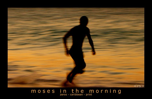 moses in the morning (a)