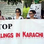 Protest against Karachi Killings 19th August 2011 - Copy