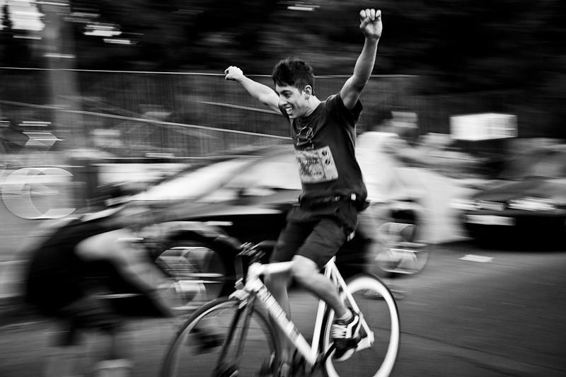 Ganador sprints 11 avd. 2011, Miguel