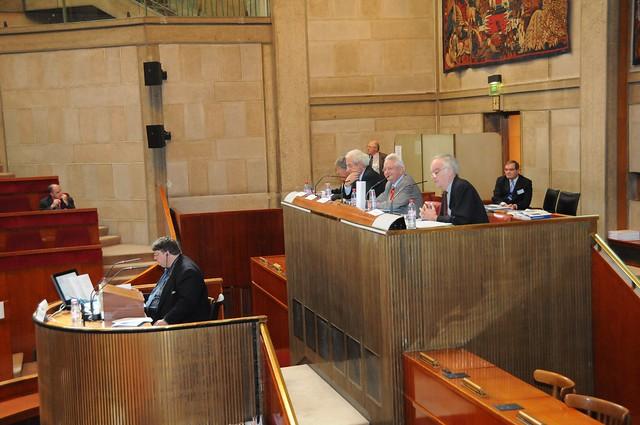 """Conférence jointe intitulée """"La Charte sociale du Conseil de l'Europe: 50 ans et après ?"""""""