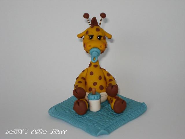 baby boy giraffe 2 baby shower souvenirs a photo on flickriver