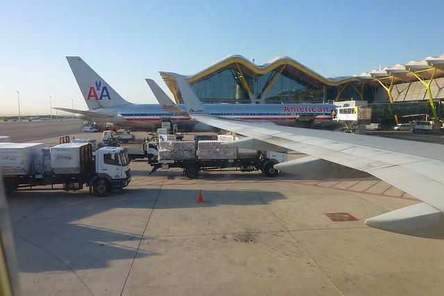 0007 - Aeropuerto Barajas