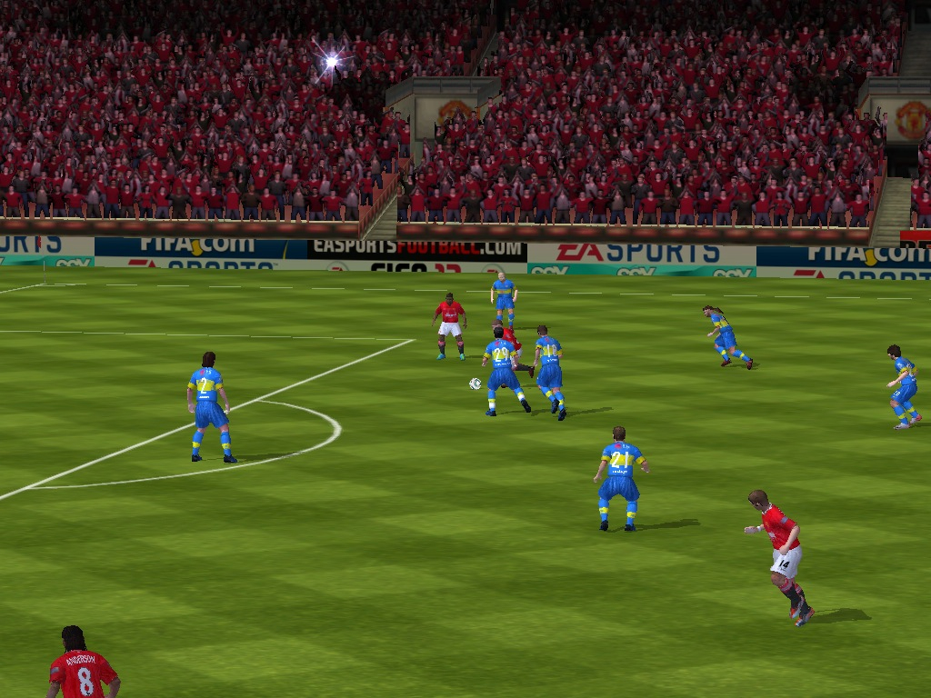 FIFA Soccer 12 for iPad