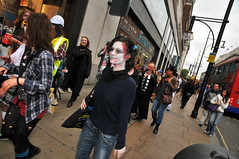 World Zombie Day London 2011 Crawl of the Dead DSC_8715