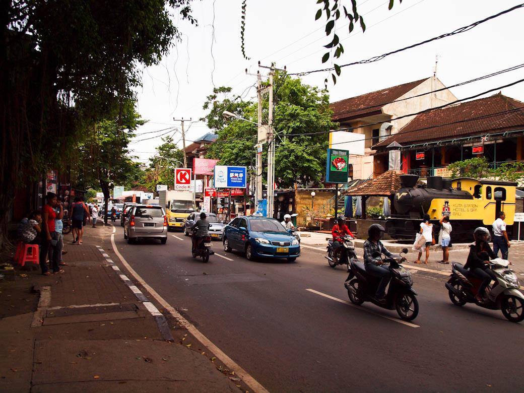 Bali - Streets of Kuta