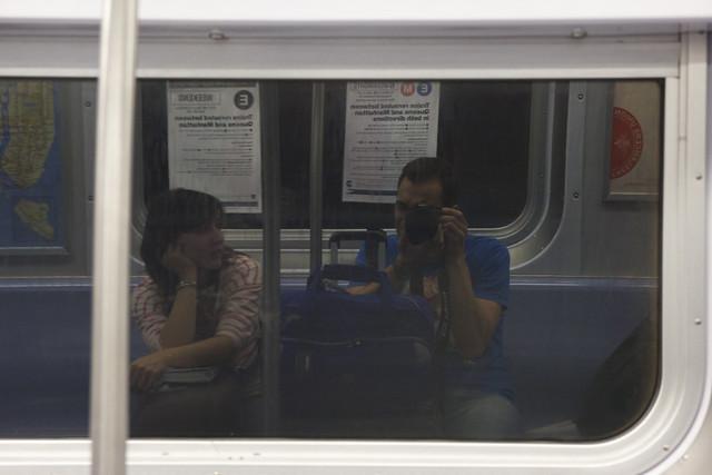 1032 - En el metro