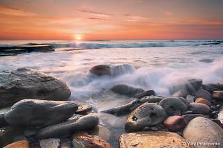Avalon Beach Rocks