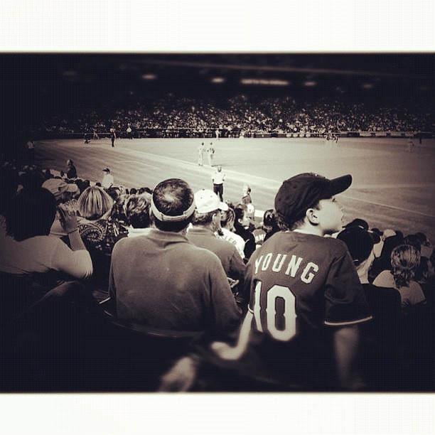 I have to!!! And #ode the the #texasrangers #postseason #baseball game #3!!