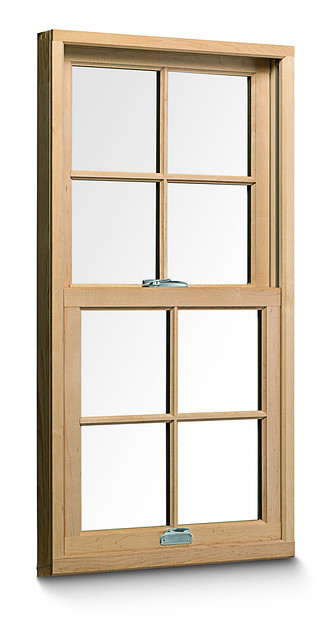 400 series woodwright double hung insert windows flickr for Wood double hung andersen 400 series