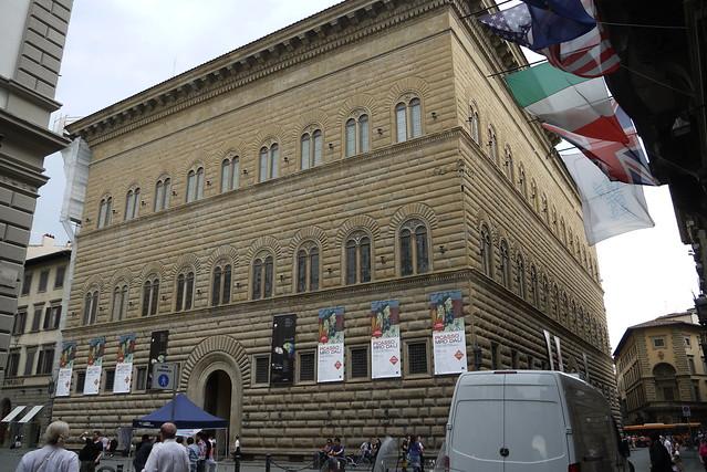 Palazzo Strozzi 斯特羅齊宮