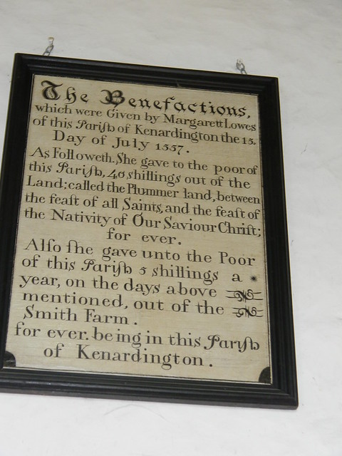 Kenardington Church