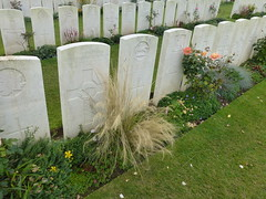 Bagneux British Cemetery - III. F. 3.