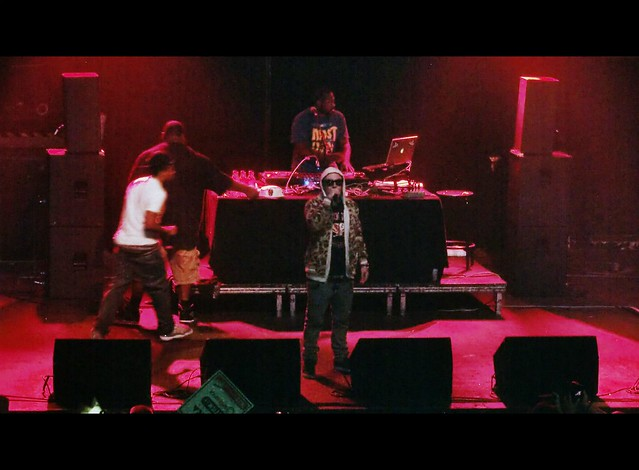 Mac Miller On Stage I