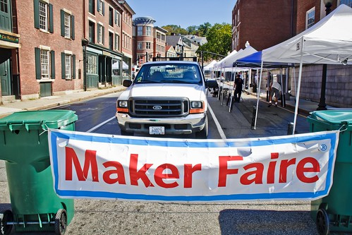 RI Mini Maker Faire 2011
