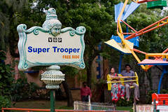 Super Trooper Ferris Wheel Ride