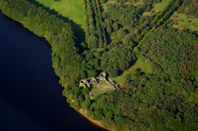 Lever Castle aka Liverpool Castle, Rivington
