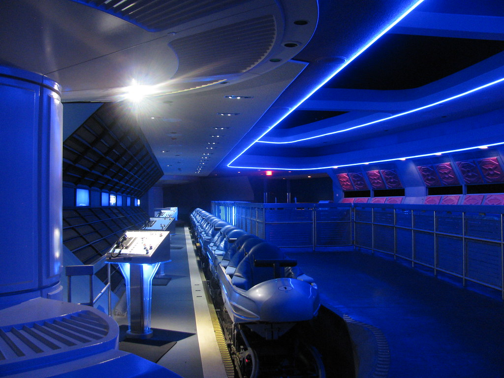 Magic Kingdom - Space Mountain - a photo on Flickriver