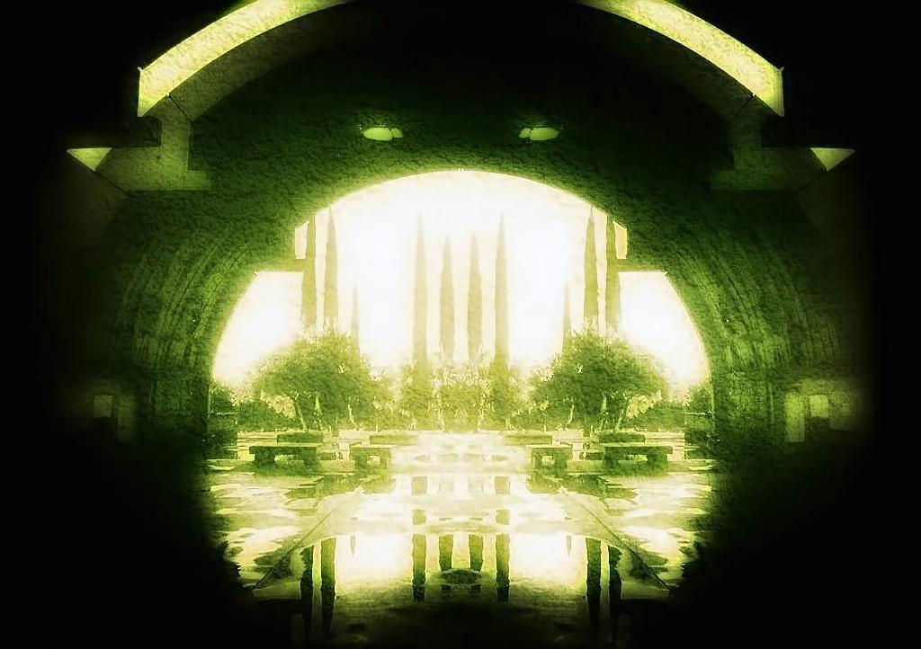 Vault @ Arcosanti