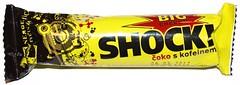 Big Energy Shock! čoko s kofeinem (Chocolate with Caffeine)